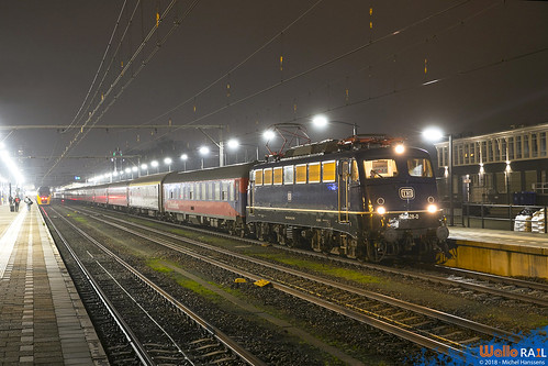 110 428 TRI . Alpen Express . Venlo . 04.01.19.