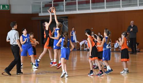 19.01.19 Mini femení vs CEB St. Jordi Blanc