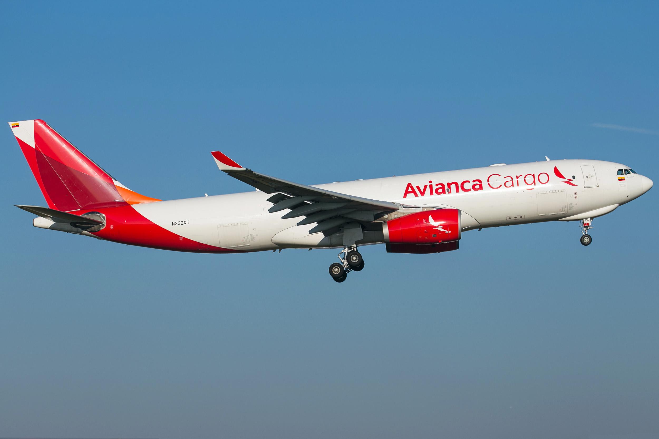 Avianca Cargo A330-243(F) N332QT