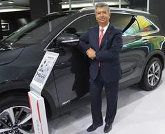 Iván Peña, KIA