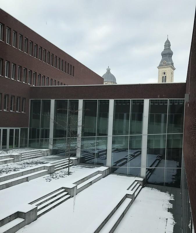 Campus Kantienberg. Artevelde Hogeschool