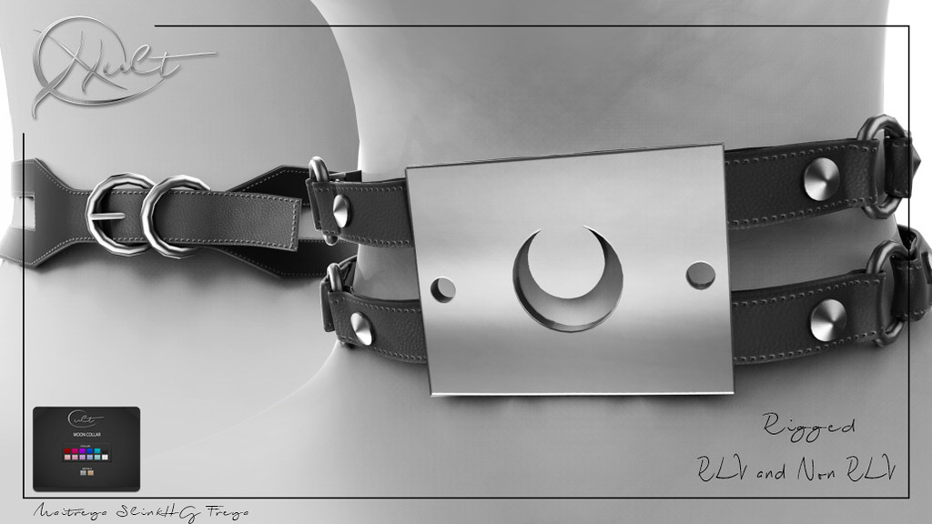 :CULT: Moon Collar AD