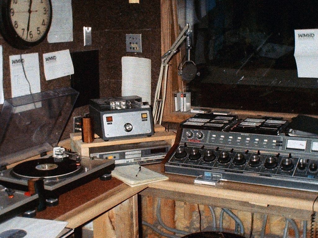 WMHD studio