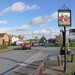 One side of North Stifford Village Sign