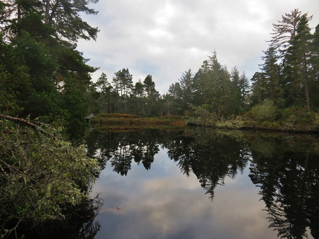 Siltcoos Lagoon