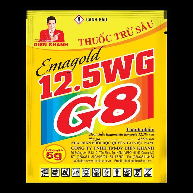 EMAGOLD 12.5WG Vàng