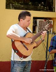 Street Band, Trinidad, Cuba