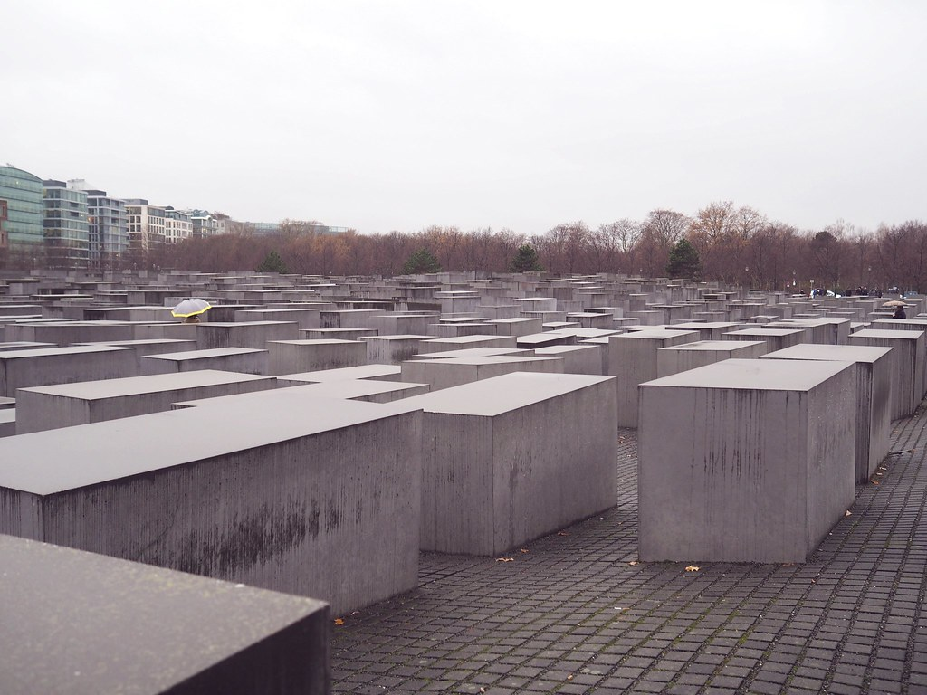 holocaust memorial berliini saksa