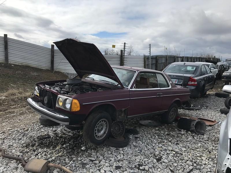 W123 300CD
