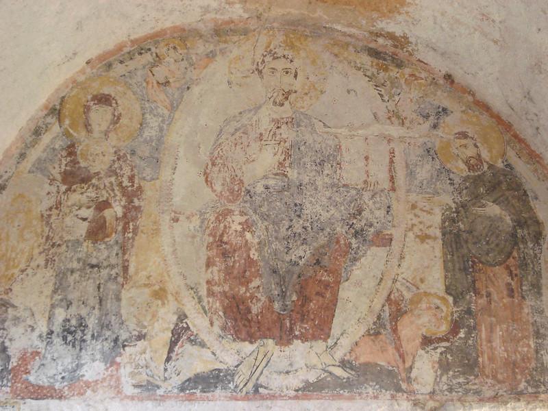 019-Христос с Богородицей и Иоанном Крестителем