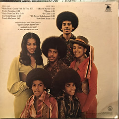 THE SYLVERS:THE SYLVERS(JACKET B)