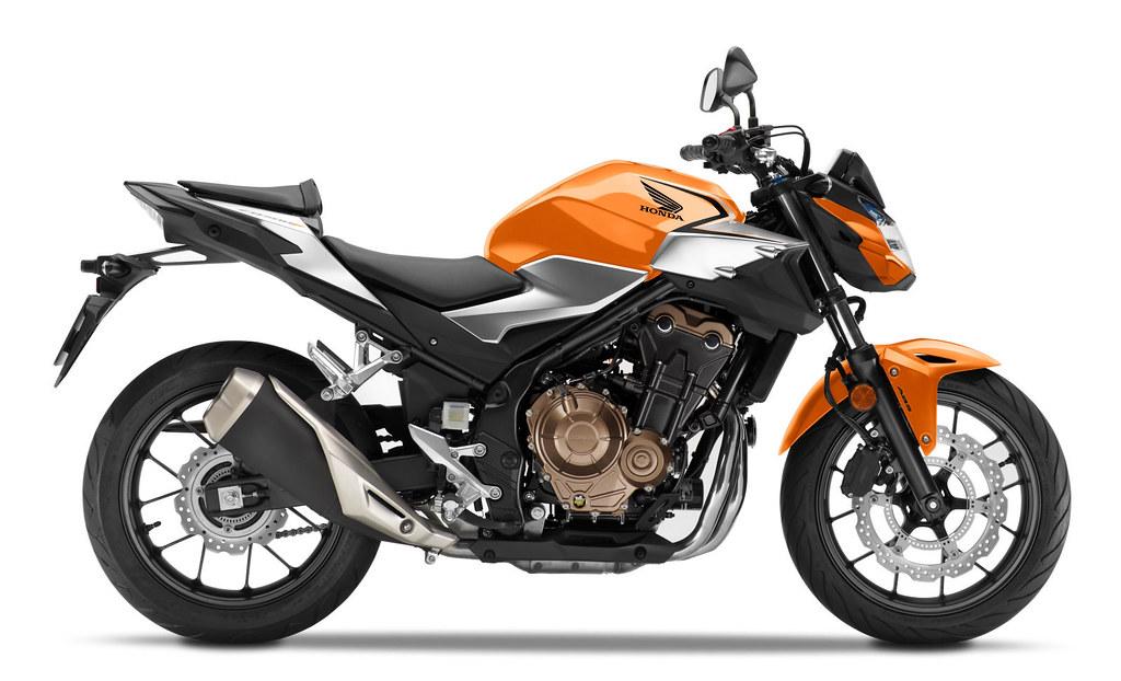 Honda CB 500 F 2019 - 4