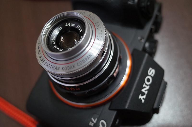 Sony α7Ⅱ+Kodak Ektar 44mm f3