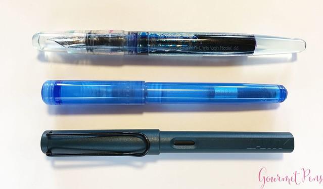 Franklin-Christoph Model 20 Fountain Pen Review 18