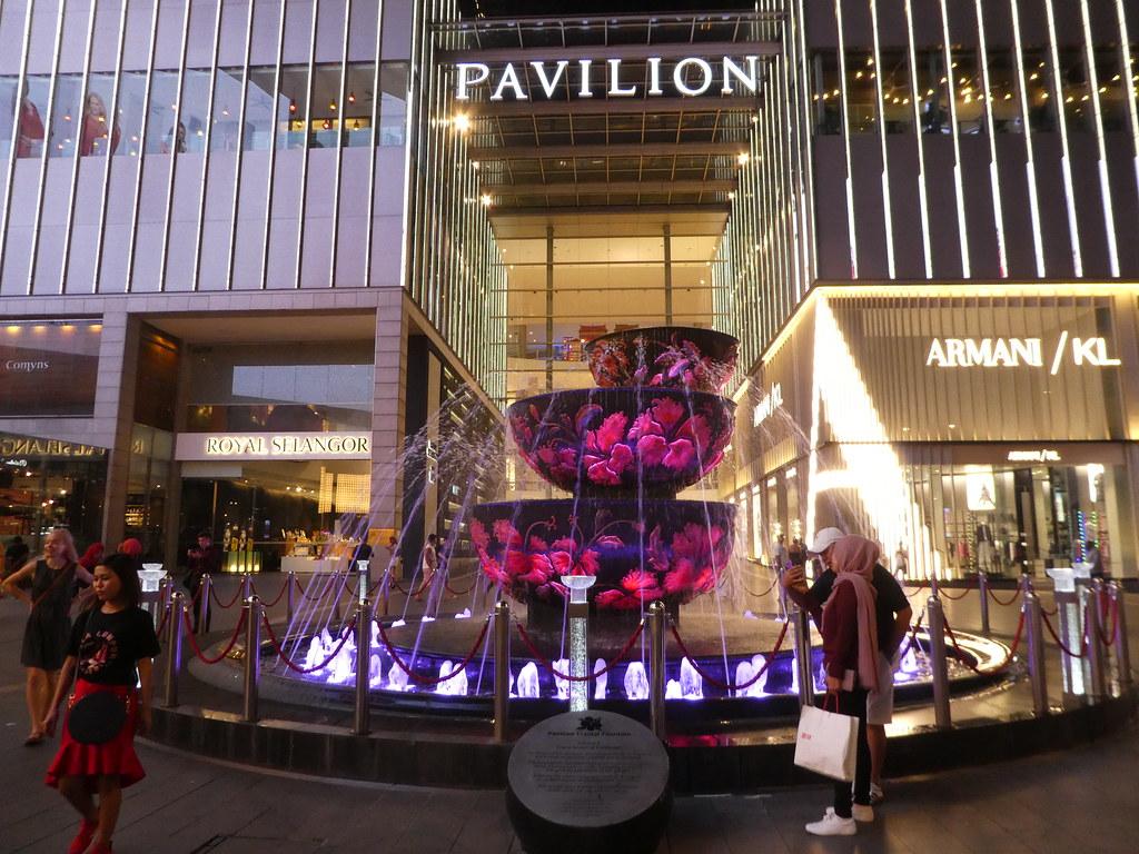 Shopping in Bukit Bintang, Kuala Lumpur
