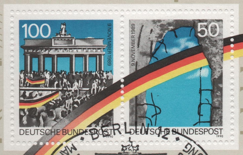 Germany - Scott #1619 (1990) cropped