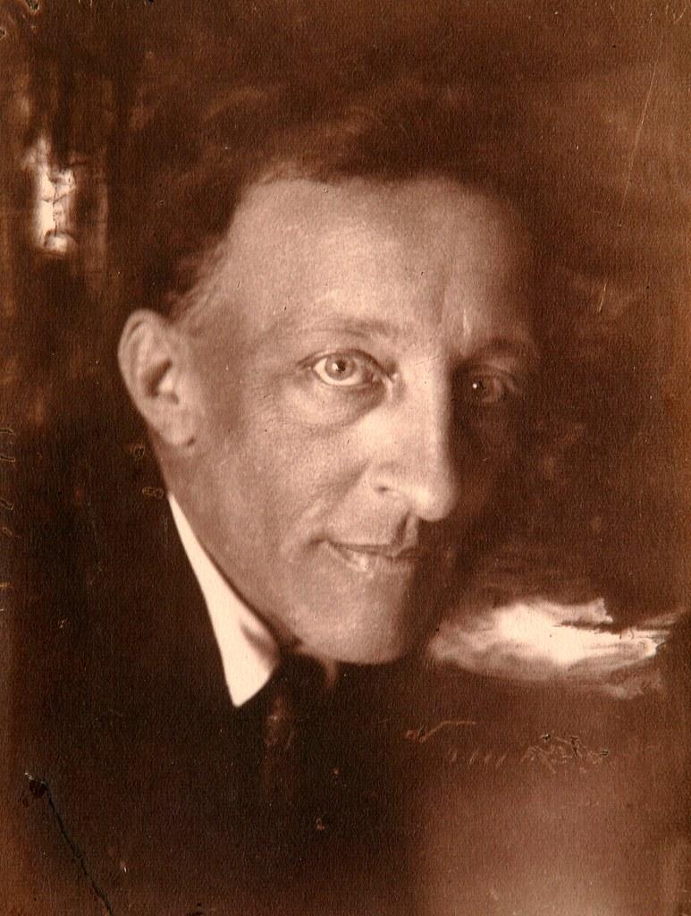 Александр Блок. 1921
