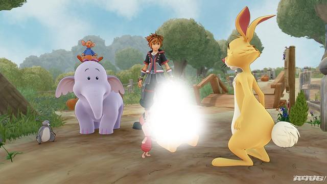 Kingdom Hearts 3 - Pooh Censored 3