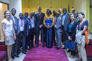 Forum sur la gouvernance forestière, 30-31 octobre 2018, Brazzaville