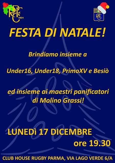 Festa di Natale u16-18-1°XV-Besio