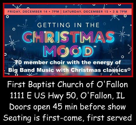 First Baptist O'Fallon 12-14, 12-15-18
