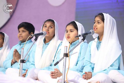 Hardev Bani by kids, Nirankari Colony, DL