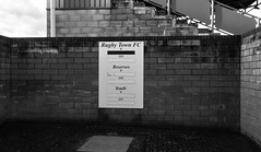 Rugby Town FC on