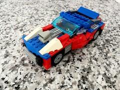 MOC Corvette