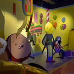 Photo of Adventure Time - The Ride of OOO with Finn & Jake