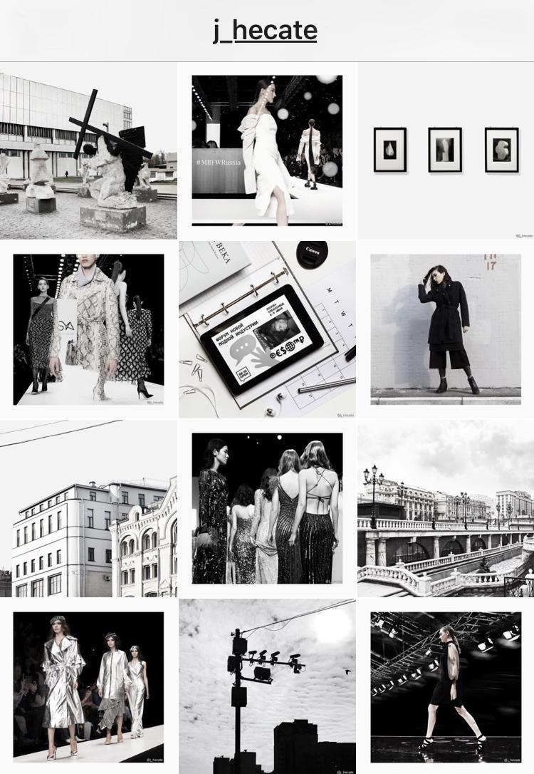 DISTRICT F — INSTAGRAM THEME IDEAS Идеи визуальных сеток для Инстаграма д девять 7190
