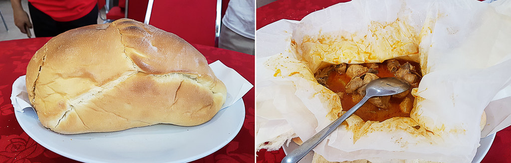 Ipoh Curry Bread