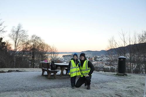 Bergen volunteerrs