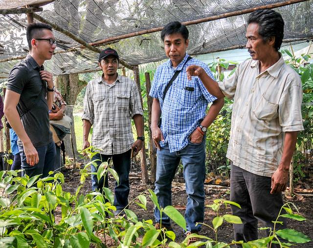 Community-Based Fire Prevention and Peatland Restoration, Bengkalis, Riau