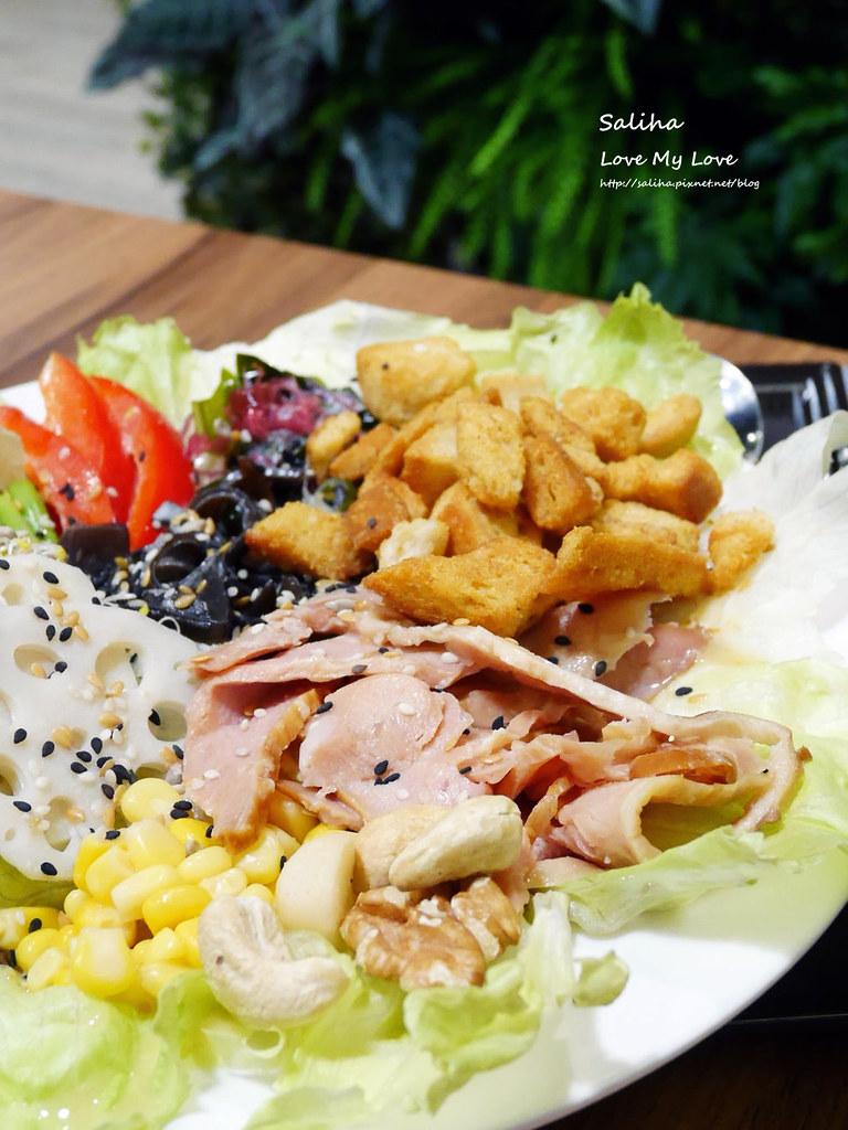 台北松山區民生社區有貓咪不限時餐廳好吃素食輕食早午餐brunch推薦 (12)