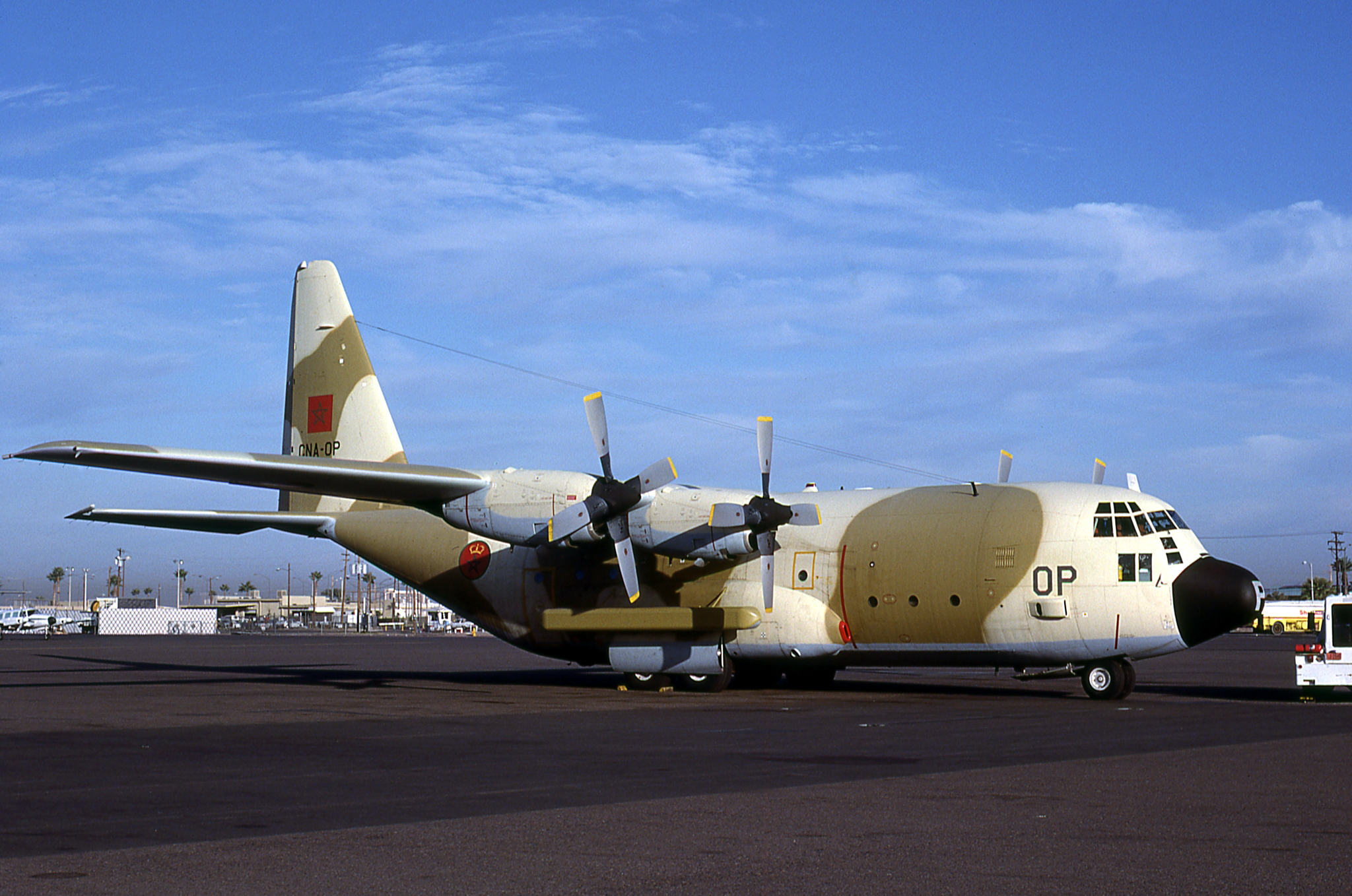 RC-130H SLAR 40431615043_1dc895f3b7_o