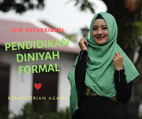 Syarat Pengajuan Izin Operasional Pendidikan Diniyah Formal
