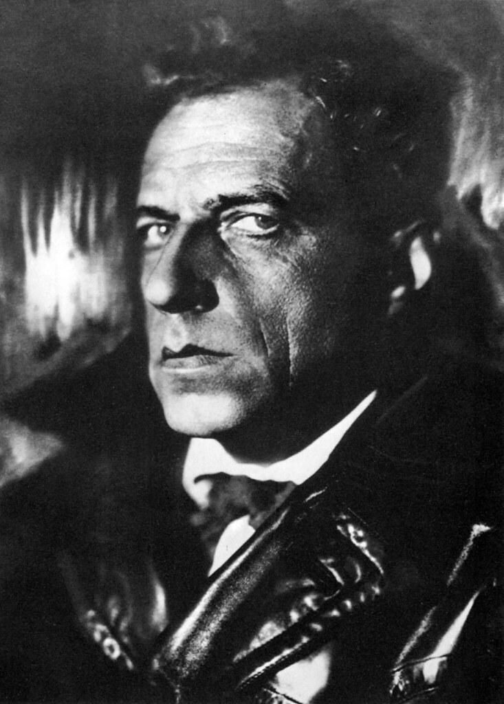 В. Э. Мейерхольд. 1932