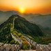 The Abandoned Part of the Great Wall of China by Trey Ratcliff