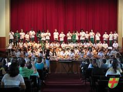Mostra de Trabalhos Musicais 2018 -Ensino Fundamental I
