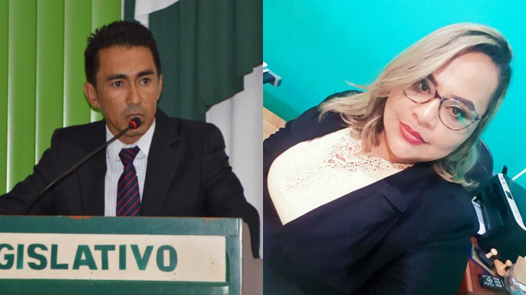 Duas chapas governistas disputam presidência da Câmara de Terra Santa, lucivaldo e wal