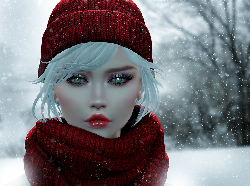 Baby its cold outside...