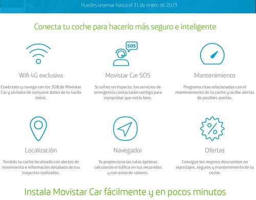 Movistar Car se suma a CarWifi de otros operadores
