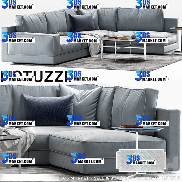 The Collection of Sofa 3dsky Pro 2018 Part 01 - 3DS Market | Sell