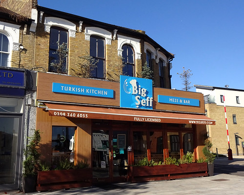 Big Seff, Winchmore Hill, London N21