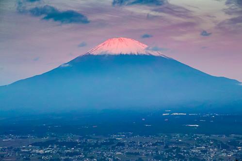 2018.10 Snow-Covered Fuji