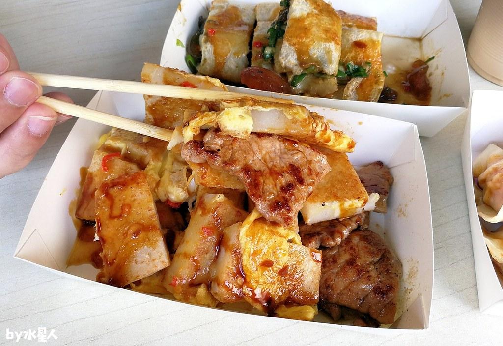 45067612445 1eb448747e b - 小時代眷村美食|超特別皮蛋風味蛋餅,還有蔥油餅、手工煎水餃