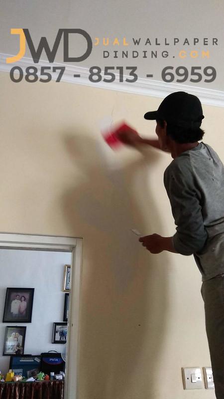 Jasa Pemasangan Wallpaper Dinding Sidoarjo 085785136959  d