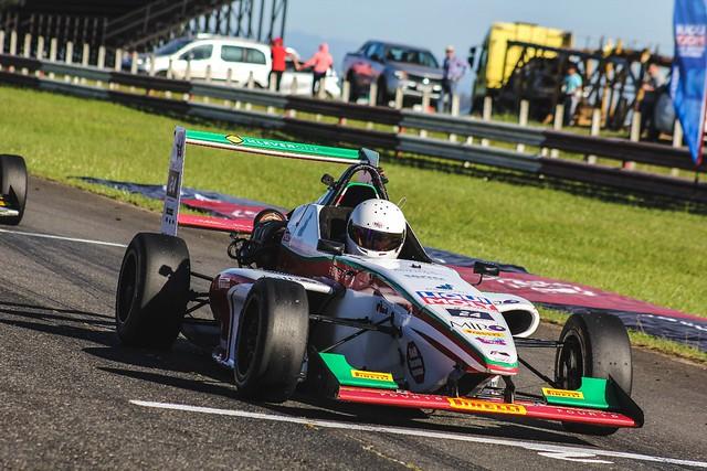 Galeria Décima fecha - Campeonato Histórico de Velocidad - Fórmula 3