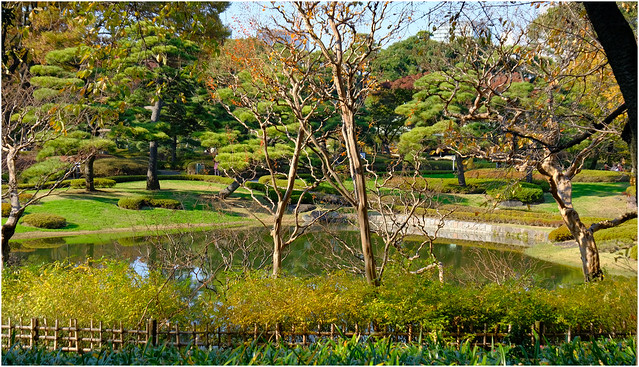 Photo:The East Garden, Tokyo Imperial Palace, Japan.03 By Geoff Whalan