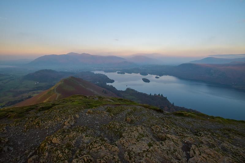 Borrowdale trip Lake District - Catbells